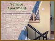 Live a Homelike Environment with Service Apartment