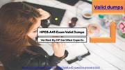 Tips for passing HP HPE6-A45 Implementing Aruba Campus
