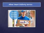 Adept culture of Courier service in Dallas ppt