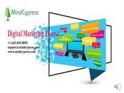 Digital marketing Certification training, Is digital marketing trainin