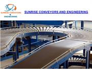 How conveyor Systems makes work faster and cheaper