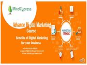 Online)) Digital marketing Certification Training ,What are the benefi