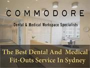 The Best Dental And  Medical Fit-Outs Service In Sydney