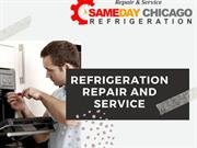 Get a Professional At-Home For Refrigerator Repair Service!
