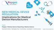 The Impacts of New Medical Device Regulations on Device Manufacturers