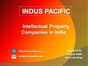 Patent Registration in India | Patent Filing in India