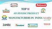 Top 10 Ayurvedic Products Manufacturers In India