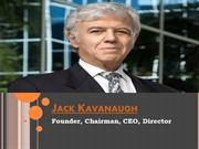 Nanotech Energy Inc. was founded by Dr. Jack Kavanaugh