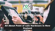 All About Point of sale hardware in New Zealand