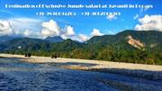Destination of Exclusive Jungle safari at Jayanti in Dooars