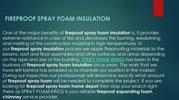 Fireproof Spray Foam Insulation Services - Spray Foam Kings-converted