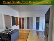 Panel Blinds from Gumtree Blinds