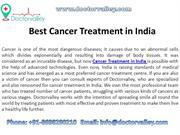 Best Cancer Treatment Hospitals in India | Cancer Treatment in India