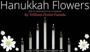 Hanukkah Flowers - Why and How to Celebrate