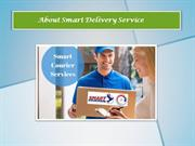 Fulfill your desires with same day courier in Minneapolis  ppt