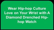 Itshot Reviews - Wear Hip-hop Culture Love on Your Wrist with A Diamon