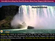 Literally Everything You Need To Know About Your Niagara Falls Itinera