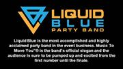Corporate Events Party Live Band Los Angeles - Liquid Blue