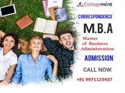 Distance MBA Course Admission | Fee Structure