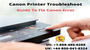 How to Resolve Canon Printer Error b200-converted