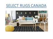 Online Designer Rugs and Carpets Store Canada | Select Rugs