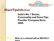 Stock Market Trading Tips  Stock Tips  Stock Recommendations  Sharetip