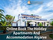 Online Book The Holiday Apartments And Accommodation Algarve