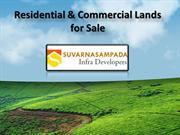 Residential Land for sale in Hyderabad, Commercial Plots for sale Hyd