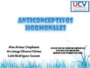 FARMACOS VS ANTICONCEPTIVOS HORMONALES