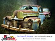 Cars Removals - Call a Scrap Car Removal Company For Your Services
