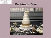 Order a Customized Party Cake from Roobina's Cake