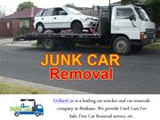 Dollar 4 Cars - Operated Junk Car Removal Company In Brisbane