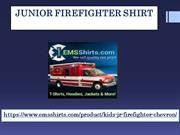 JUNIOR FIREFIGHTER SHIRT