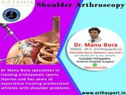 Shoulder Arthroscopy in Gurgaon