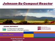 Johnson-Su Composting Bioreactor