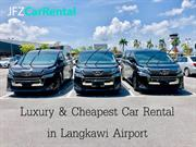 Luxury & Cheapest Car Rental in Langkawi Airport