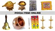 GET POOJA ACCESSORIES DELIVERED AT YOUR DOORSTEP