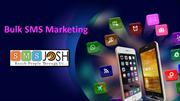 Best Bulk SMS service providers Hyderabad, Bulk SMS Marketing