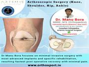 Arthroscopic Surgery in Gurgaon