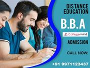 BBA Distance Admission | Apply for Distance BBA | Enrol Now‎