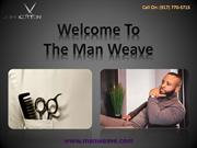 Cost-Effective Hair Replacement Unit For Men NY