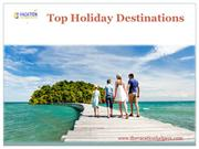 Top Holiday Destinations | The VacationHelpers