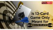 How Players Think While Playing Online Rummy?