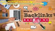 what is the backlink and How to Get it