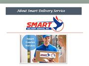 Set your own milestones with courier service Dallas ppt-converted