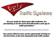 Epic Traffic Systems Preview