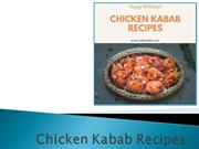 Try Easy Chicken Kabab Recipes To Cook At Home