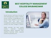 Best hospitality management college Bhubaneswar