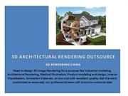 Fastest 3D Architectural rendering outsource ,3D Archtiectural renders