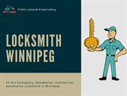 Locksmith Winnipeg | Winnipeg Locksmith Services | STASO Locksmith